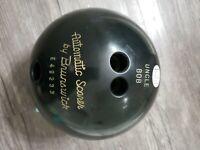 Automatic Scorer By Brunswick Bowling Ball 15.05 pounds