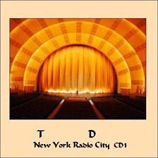 T D - New York Radio City (double album) tangerine dream