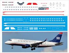 1/144 PAS-DECALS Embraer 170 US Airways Express