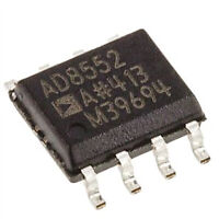 1PCS AD8552ARZ AD8552 AD8552A Rail-to-Rail Input/Output OPAMP SOP8
