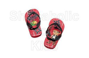 SFK Jake and the Never Land Pirates Flip Flops