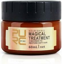 PURC Masque Capillaire Traitement Magique Nourrissant Lissant à la Kératine 60ML