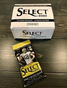 PHILADELPHIA EAGLES SELECT FOOTBALL CELLO BOX/12 PACKS LIVE BREAK #3