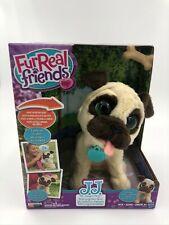 FurReal Pet Plush Pug JJ Jumpin Hasbro