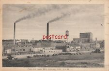 1942 BATHURST NB Canada Pulp & Paper Mill B.P.M. from Rita Carmier to Orbia King