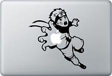 Naruto Uzumaki catching Apple Manga Macbook Laptop iPad Vinyl Decal Sticker