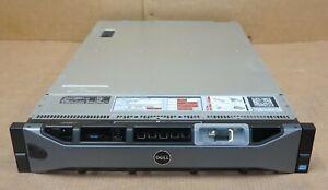Dell PowerEdge R720 8-Bay 1x 6C Xeon E5-2620 2GHz 8GB 292GB H710 2U Server