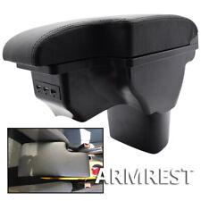 Storage Box Arm Rest Center Console For Nissan Juke / Infiniti ESQ 2011-2019 USB