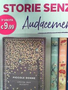 STORIE SENZA TEMPO vol.3 PICCOLE DONNE Louisa May Alcott