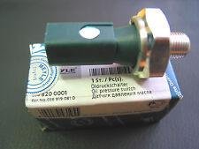 MEYLE Oil Pressure Switch Green 0.45 bar VW Audi SEAT Skoda Equiv: 036919081D