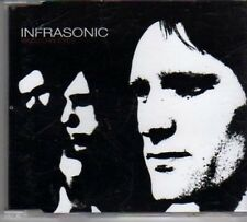 (BJ855) Infrasonic, Western Eyes - 2005 CD