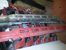 TOYOTA MR2 MK1 REAR VALANCE BUMPER EXHAUST PANEL REPAIR AW11 breaking SPARES