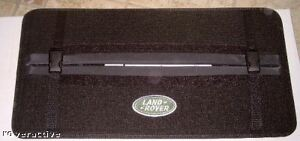 LAND ROVER Brand OEM Genuine Collapsible Interior Cargo Carrier
