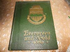 1950 UNIVERSITY OF ALBERTA YEARBOOK/ANNUAL/JOURNAL/EDMONTON, CANADA