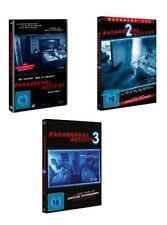 3 DVDs  *  PARANORMAL ACTIVITY   1 - 3  IM SET # NEU OVP §+