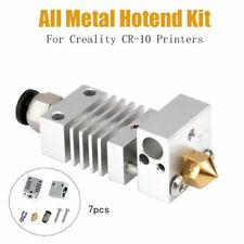 All Metal Hotend Kit Titanium Thermal Heat Break for CR-10 3D Printer New
