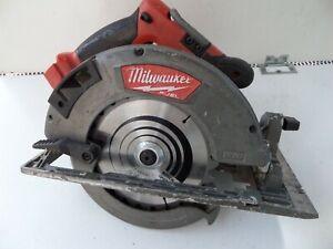 Milwaukee M18CCS66-0 M18 Fuel Brushless Circular Saw Skill saw