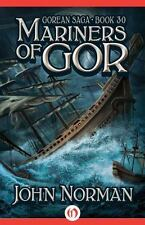 Gorean Saga: Mariners of Gor 30 by John Norman (2014, Paperback)