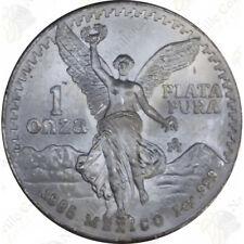 1985 MEXICAN SILVER LIBERTAD – 1 OUNCE .999 FINE SILVER – SKU #21685