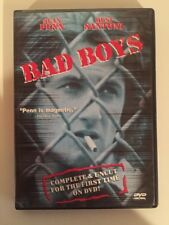 Bad Boys DVD Sean Penn Complete & Uncut Ally Sheedy OOP w/ Insert