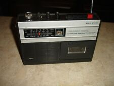 Solid State 3Band Lf/Am/Vhf Aircraft Monitor Compact Cassette Recorder Af-3300