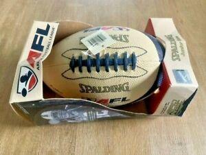 SPALDING Arena Football League - Autographed Junior Size Football