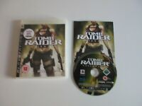 Tomb Raider: Underworld PS3 PlayStation 3 - Complete in box CIB