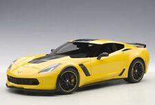 Autoart 71260 - 1/18 Chevrolet Corvette C7 Z06 2015 - Racing Yellow - Neu