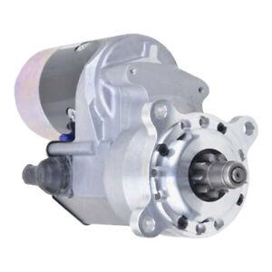 NEW 24V IMI PERFORMANCE STARTER FITS FIAT-ALLIS FL-10 CP3 FL-10B CO3 63216333
