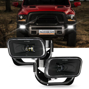 LED Fog Lights For Dodge Ram 1500 2009 -2012 2500/3500 2010-2018 Pickup Truck