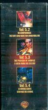 BABYLON 5 INTERSTELLAR ALLIANCE  -  Season 5  -  New Sealed 3 VHS Set