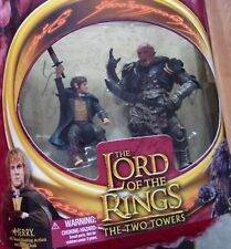 2002   LOTR * MERRY AND GRISHNAKH    GIFT PACK *  ~TOY BIZ~