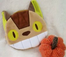 My Neighbor Totoro--Smiling Cat Bus Small Coin Bag