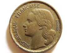 1953 French Ten (10) Francs Coin