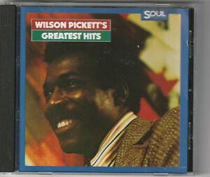 Wilson Pickett - Greatest Hits   (Atlantic 1987)