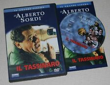 Il tassinaro - Alberto Sordi (DVD; 1983) *BUONO*.