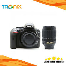 Nikon D5300 24.2MP DSLR Camera with 18-140mm Lens + 3 YEAR WARRANTY