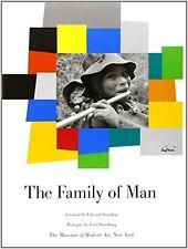 The Family Of Man NOUVEAU Broche Livre  Edward Steichen