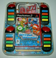 Buzz! Junior Robot Manía + Pulsadores PS2 (PAL España precintado)