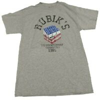 Rubik's Rubiks Cube U.S. Championship Tournament 1985 Shirt Tee Adult Men's USA