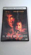 "DVD ""EL BESO DEL DRAGON"" EDICION ESPECIAL JET LI BRIDGET FONDA LUC BESSON"