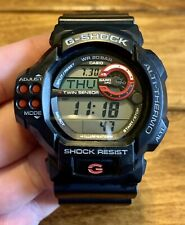 Casio G-Shock GDF-100. *No Reserve* Altimeter/Barometer And Thermometer Watch