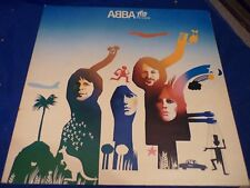 Abba LP,The Album,1977 ,EPC86052