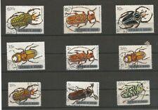 Burundi Different Stamps