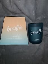 DW HOME RICHLY SCENTED CANDLES BREATHE- 7.6OZ - ZEN COLLECTION - boxed