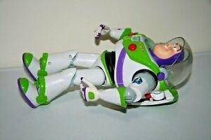 "Thinkway Toys Disney Pixar Buzz Lightyear Toy Story Talking Action Figure 12"""