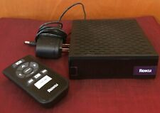 Roku N1000 WiFi Movie Media Streaming Player w/Adapter & Remote