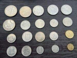 20 PORTUGAL  comemorative coins --  opportunity #lote3