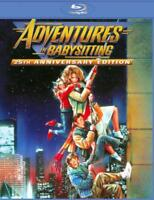 ADVENTURES IN BABYSITTING NEW BLU-RAY