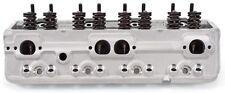Edelbrock 5089 E-Street Cylinder Aluminum Heads - SBC 64cc Chamber/185cc Runner